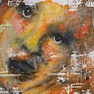 Face, Bernard Lacoque-20 by ArtLacoque