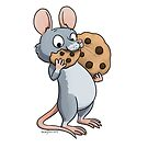 Cookie Rat by KelseyBass
