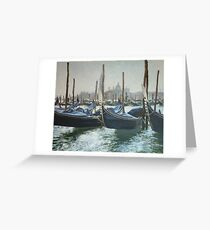 Venise. Greeting Card