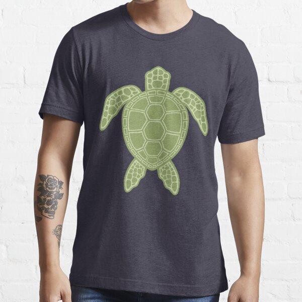 Green Sea Turtle Design Essential T-Shirt