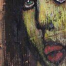 Face, Bernard Lacoque-22 by ArtLacoque
