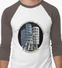 *•.¸♥♥¸.•*The Dancing House Prague TEE SHIRT WITH TEXT*•.¸♥♥¸.•* T-Shirt