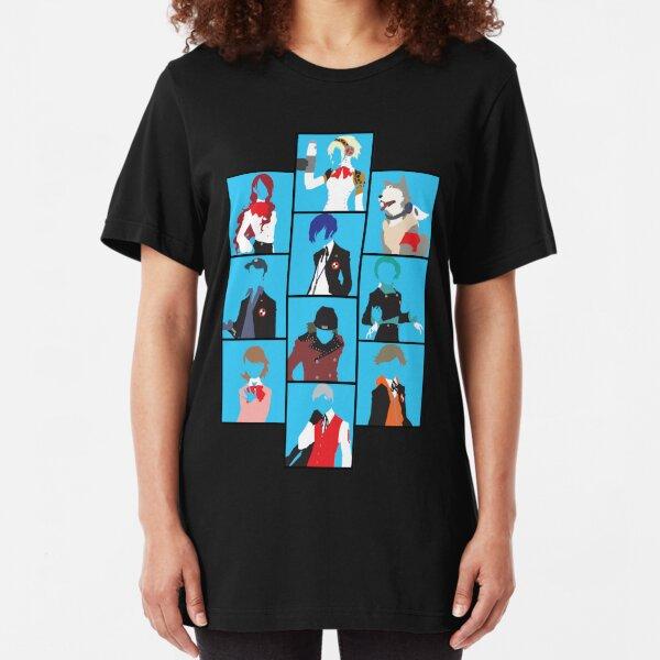 Perusona 3 Slim Fit T-Shirt