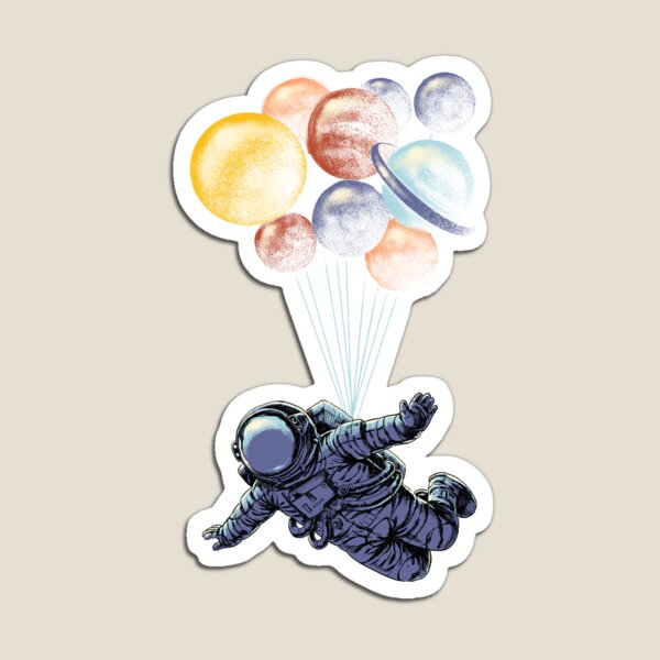 Space Travel Magnet