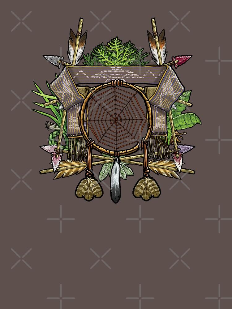 Scion Pantheon: Manitou by TheOnyxPath