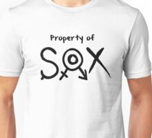 Property of SOX - Shimoneta! Unisex T-Shirt