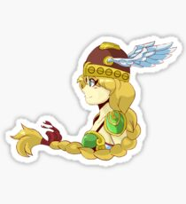 Valkyrie Sticker