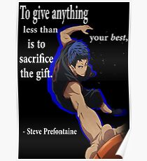 Aomine's Best Poster