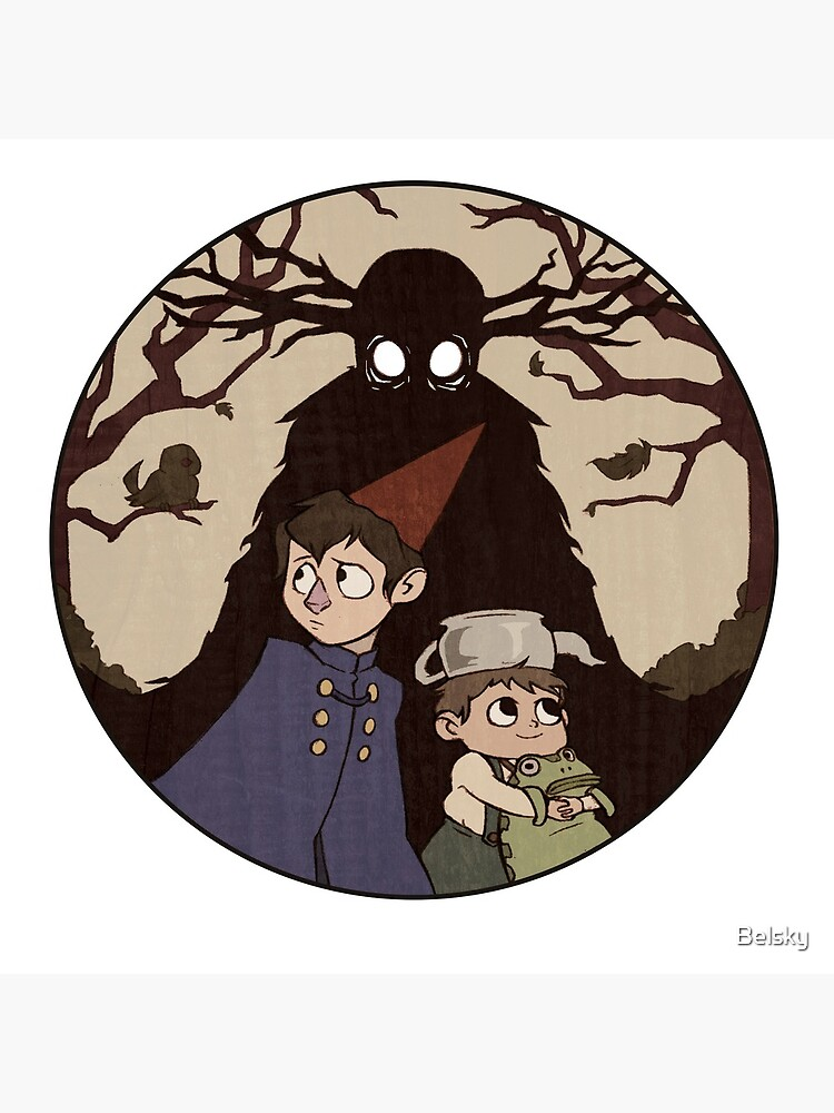 Over the Garden Wall by Belsky