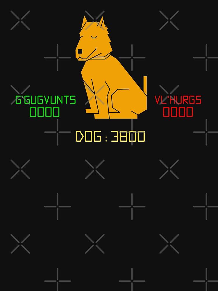 NDVH G'Gugvunts vs Vl'Hurgs vs Dog 3 H2G2 by nikhorne