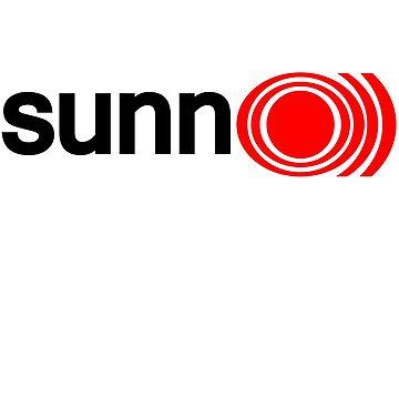 Sunn Amp Sticker by RatRock