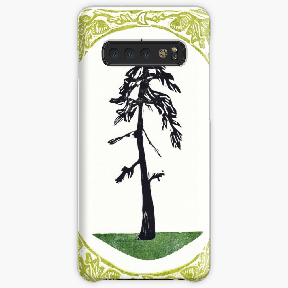 Proud Pine Case & Skin for Samsung Galaxy