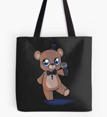 plush gang: freddie Tote Bag