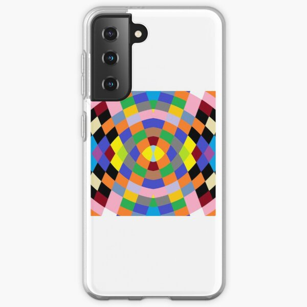 Psychedelic art, Art movement Samsung Galaxy Soft Case