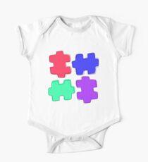 Puzzle Pieces Kids Clothes