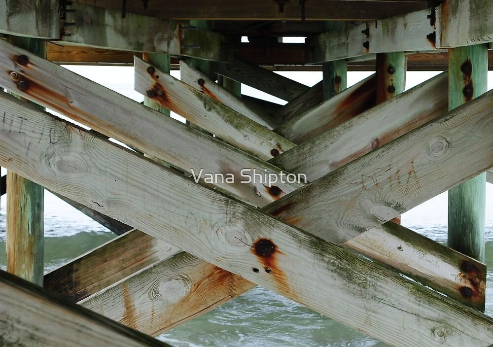 Under The Boardwalk by Vana Shipton