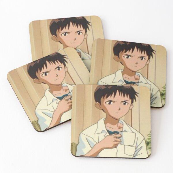 Ikari Coffee  Coasters (Set of 4)