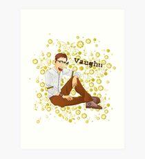 Vaughn Kunstdruck