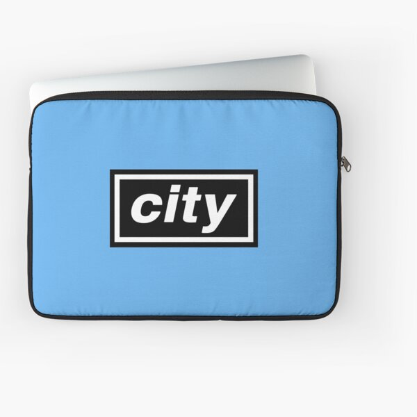 City - OASIS Band Tribute - MADE IN THE 90s Laptop Sleeve