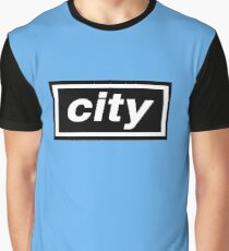 City - OASIS Band Tribute Graphic T-Shirt