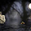 Moondance at Frog Lake by Gilberte