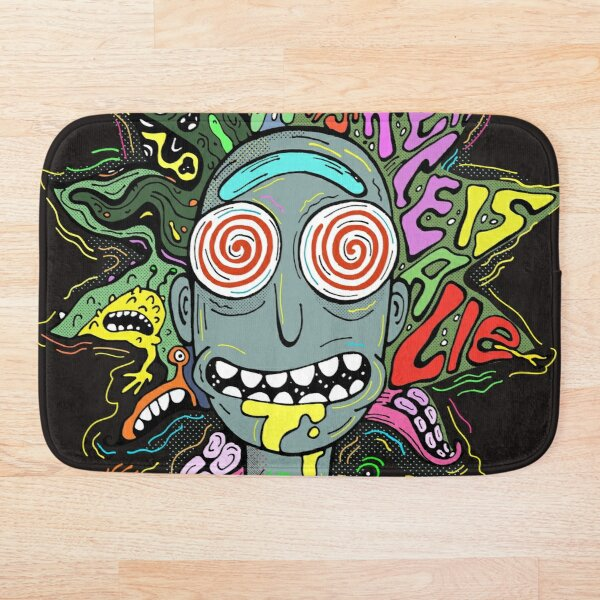 Acid Rick Bath Mat
