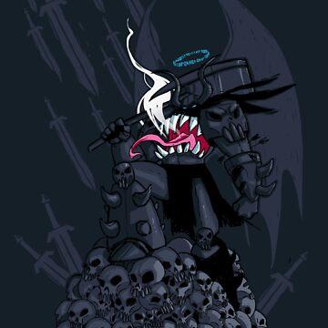 Skull Brute by rachelgeorge