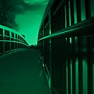 Green Bridge by DaleReynolds
