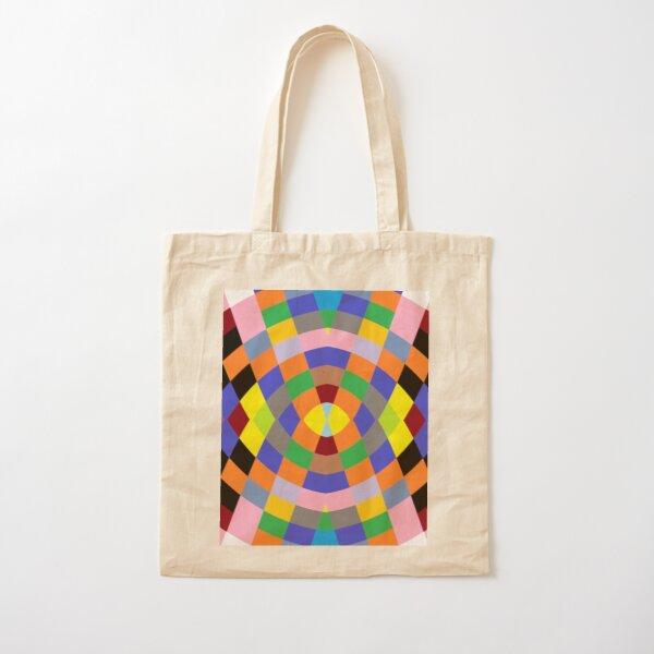 Psychedelic art, Art movement Cotton Tote Bag