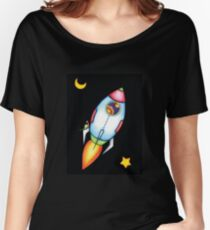 To The Moon! Women's Relaxed Fit T-Shirt