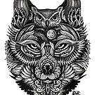 Nachtwolf von Brandon Cooper