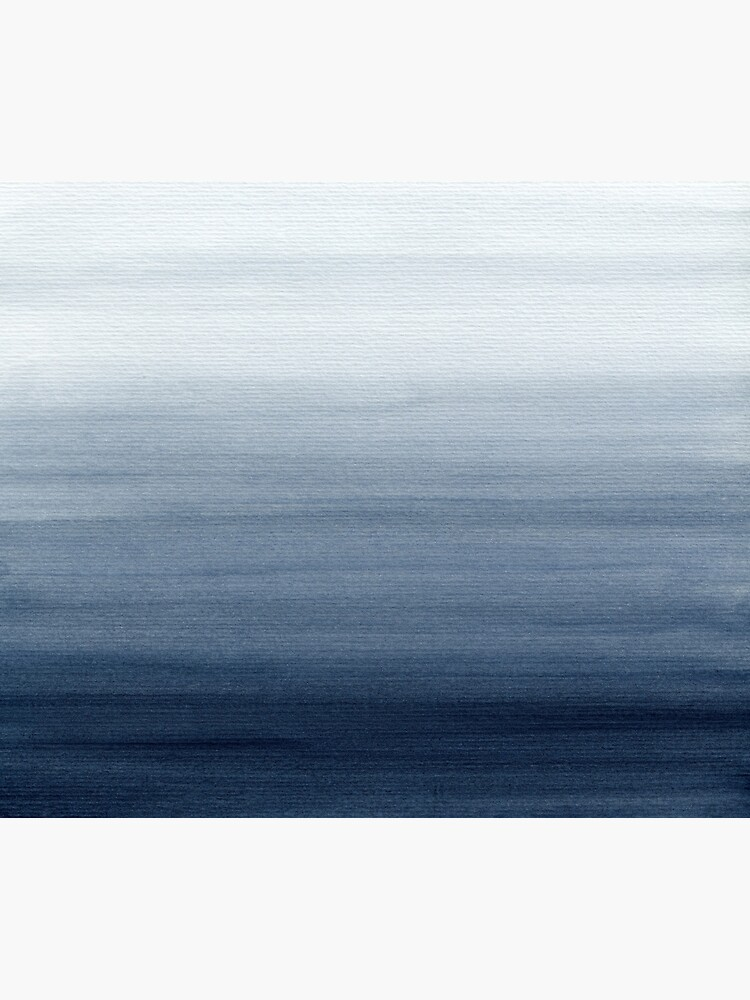 Ocean Watercolor Painting No.2 by ChipiArtPrints