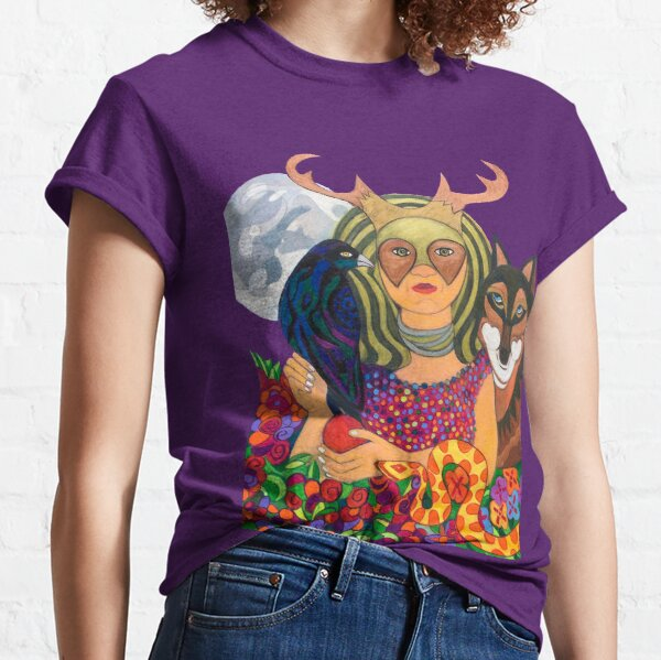The Wild Woman Classic T-Shirt