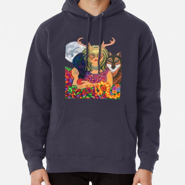 The Wild Woman Pullover Hoodie