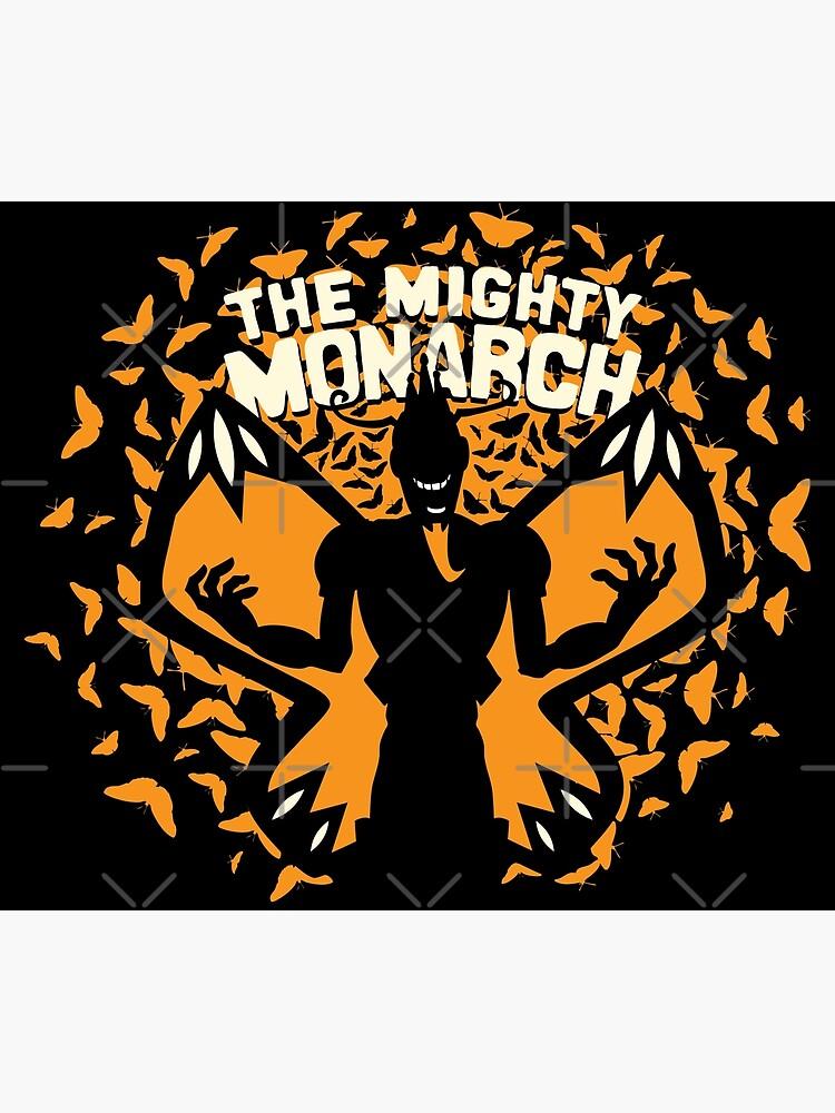 The Mighty Monarch - Venture Bros Team Monarch by kgullholmen