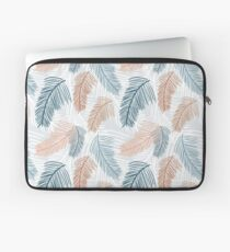 Tropical, feathery leaves Laptop Sleeve