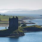Castle Stalker by WatscapePhoto