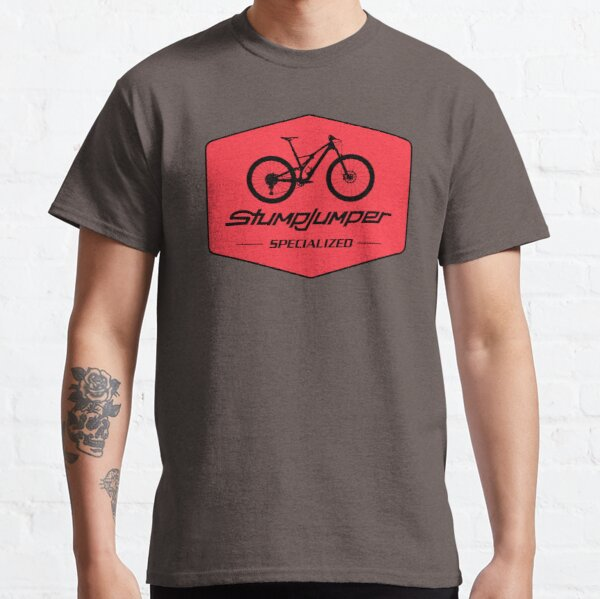 Specialized Stumpjumper 2019 - Red Classic T-Shirt
