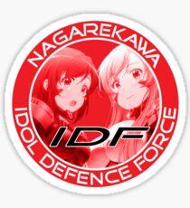 Locodol Idol Defence Force Sticker