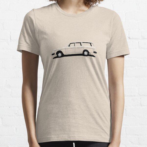 Volvo 200 Series Wagon Essential T-Shirt