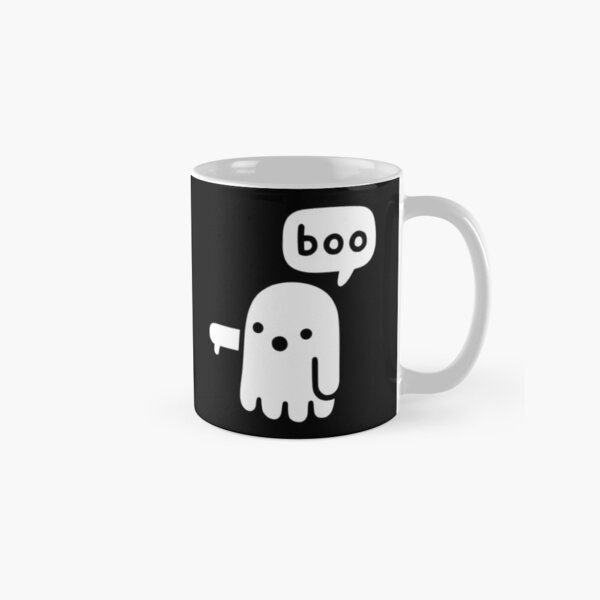 Ghost Of Disapproval Classic Mug