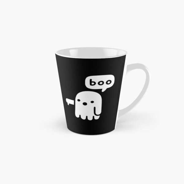 Ghost Of Disapproval Tall Mug