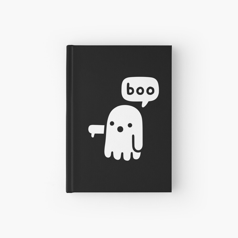 Ghost Of Disapproval Hardcover Journal