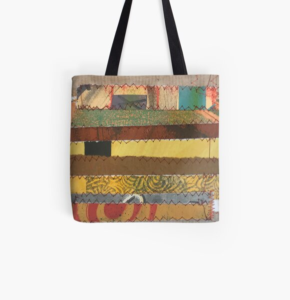 When a tree metamorphoses into art All Over Print Tote Bag