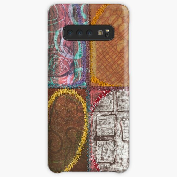 In the Center Harmony Waits Samsung Galaxy Snap Case
