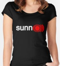 Sunn Amp Shirt Women's Fitted Scoop T-Shirt