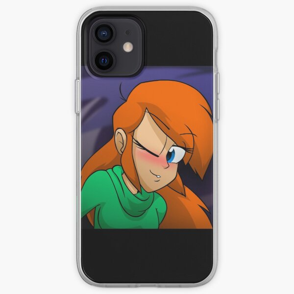 Leslie Green Pose iPhone Soft Case