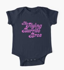Flying Burrito Brothers Shirt Kids Clothes