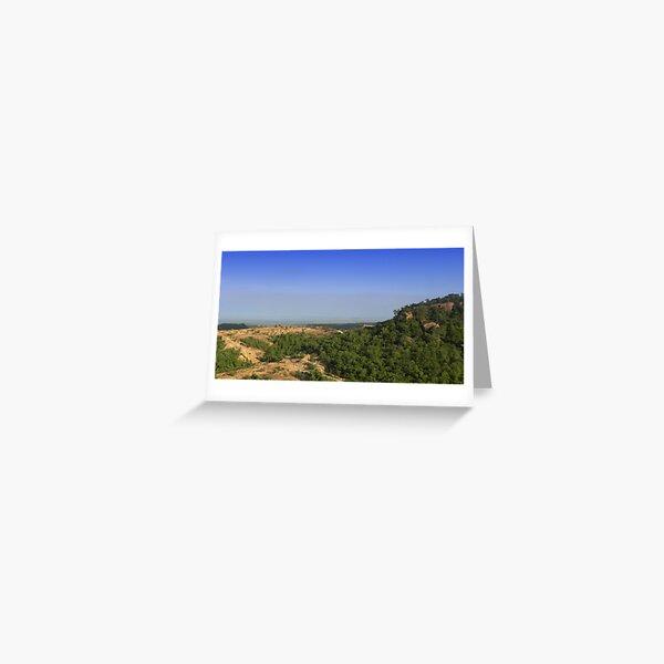 Long Range Greeting Card