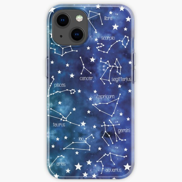 Astrology Phone Case iPhone Soft Case